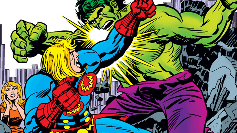 Who Are The Eternals, The Cosmic Superheroes Who Could Be The Future Of The MCU?