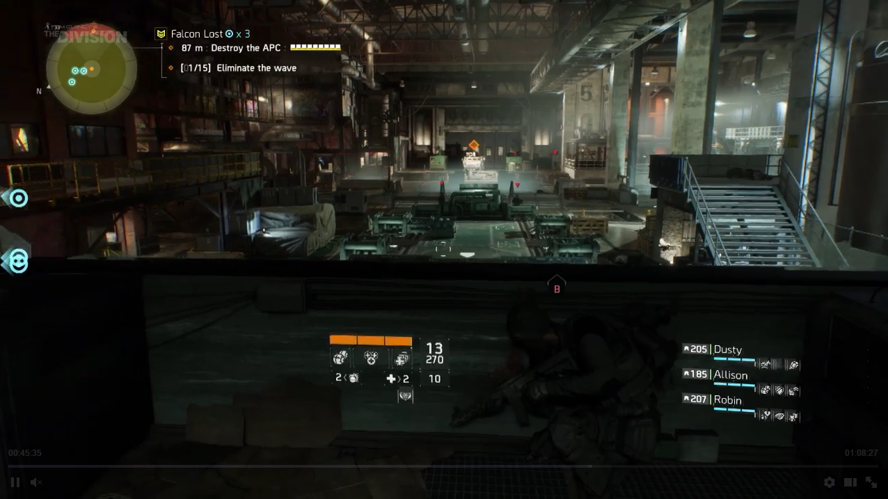 The Division's Endgame Is About To Get A Lot of New Stuff