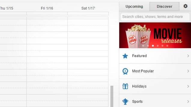 UpTo Adds Event Subscriptions to Google Calendar on the Web