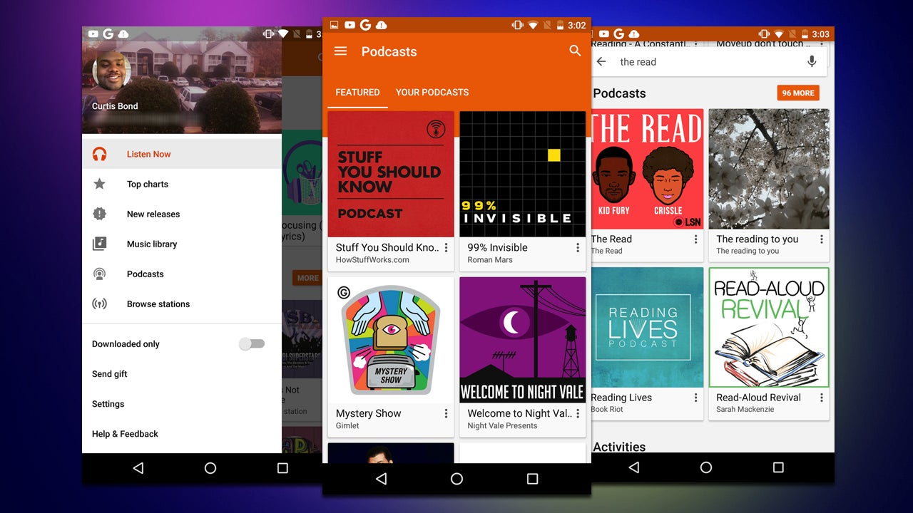 Some Users Can Now Subscribe to Podcasts on Google Play Music