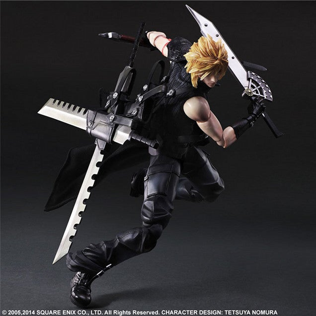 Final Fantasy VII Comes To Life in Glorious Plastic