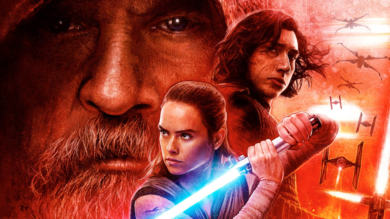 How The Last Jedi Became the Sexiest Star Wars Movie Yet