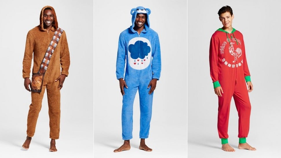 These Onesie Costumes Are Beautiful and Majestic and I Would Like to Wear Them All