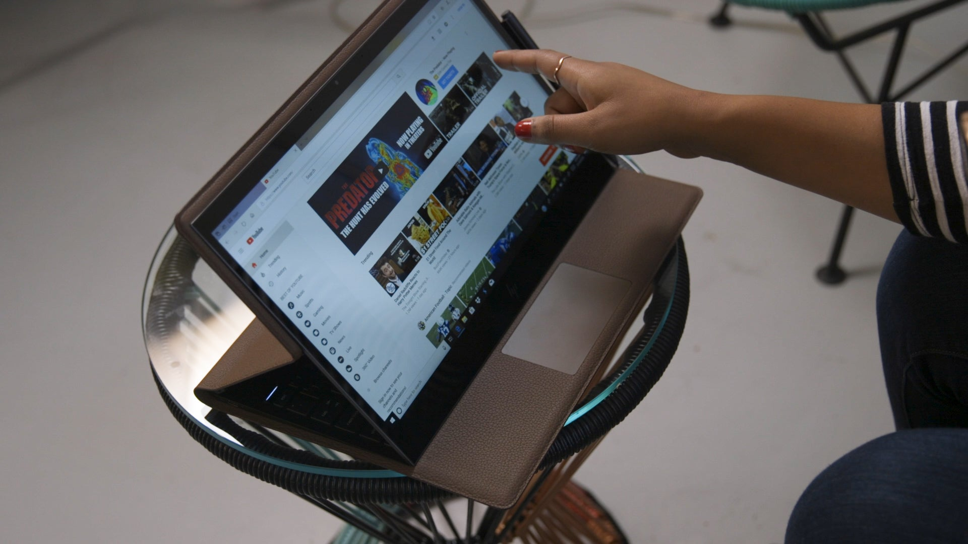 Our First Look At The HP Spectre Folio