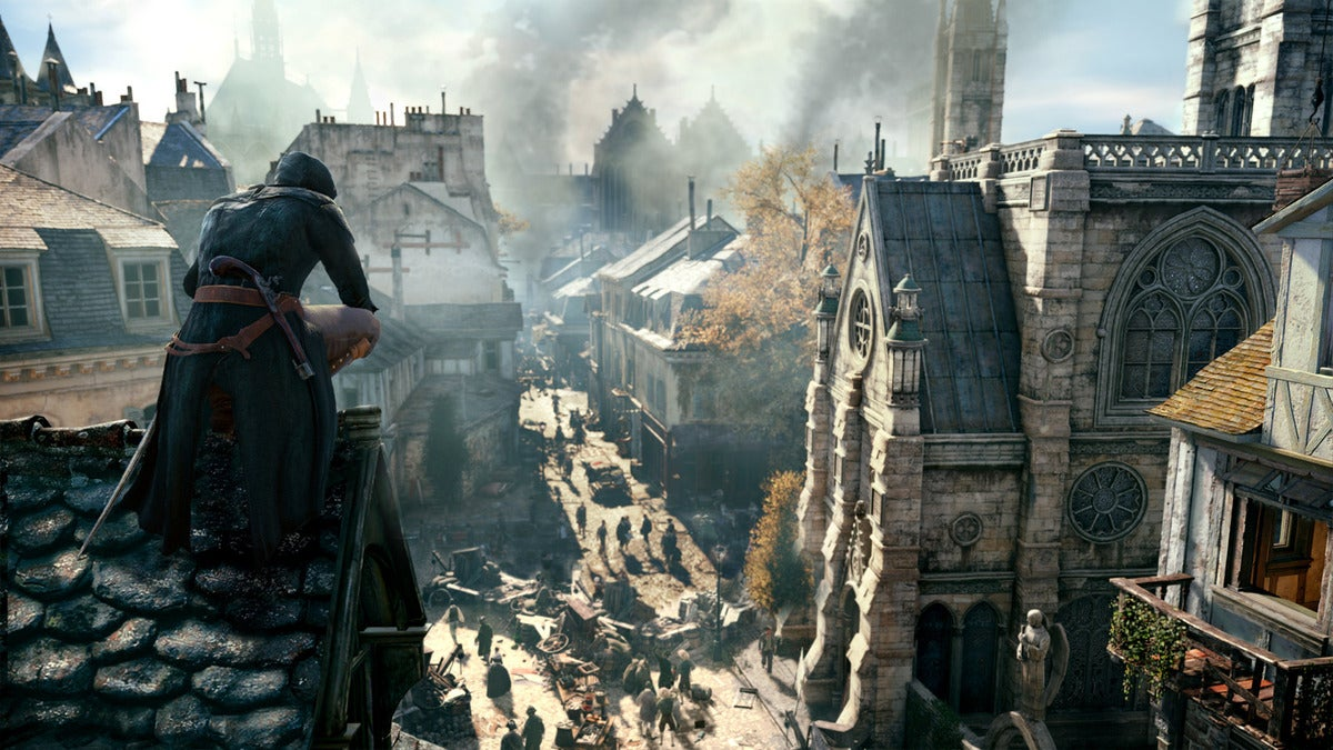 Your PC Must Be Très Magnifique For Assassin's Creed Unity