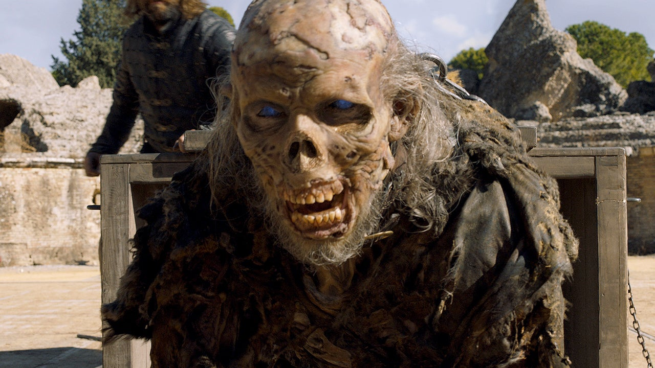 For Game Of Thrones, Creating One Wight Was 'More Complicated Than 10,000'