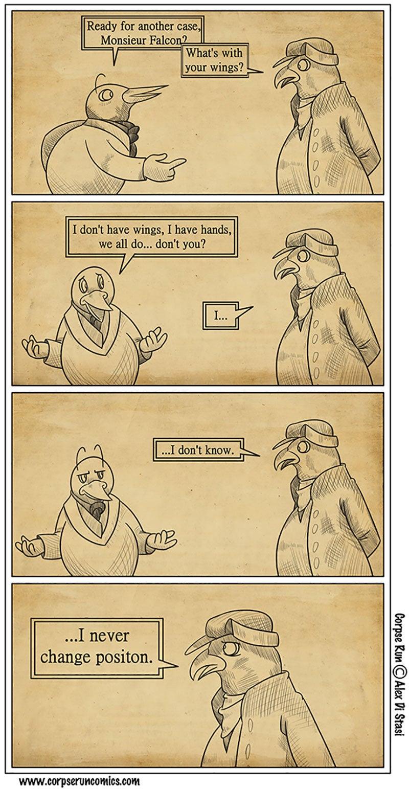 Sunday Comics: Essential Death Lessons