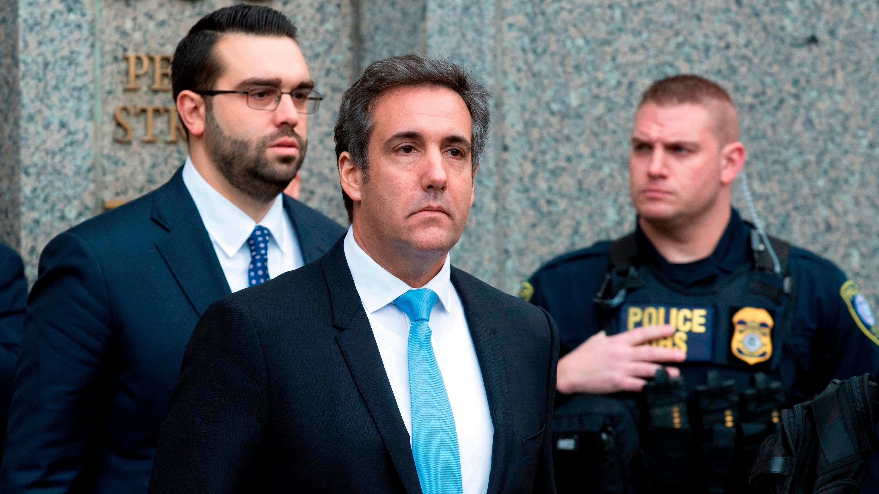 It's Sure Weird That The Russian Firm That Paid Michael Cohen $669,000 Also Registered Alt-Right Websites