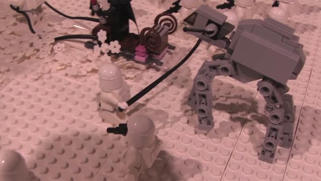 Huge Star Wars LEGO Set Is Full of Cool Details