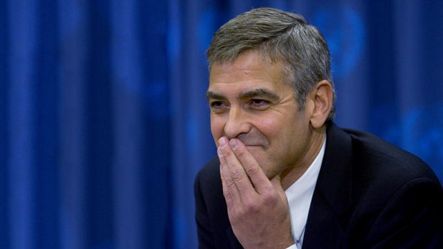 George Clooney Was the Only One Who Saw the Sony Hack Coming