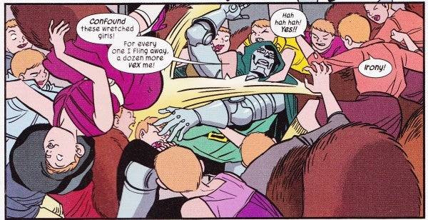 The 30 Funniest Single Panels in Comic Book History