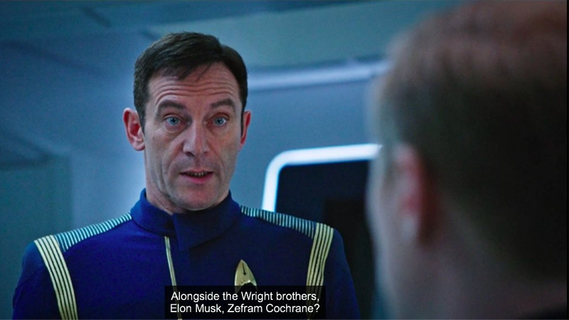 Star Trek Ages Terribly When It Tries To Be Contemporary