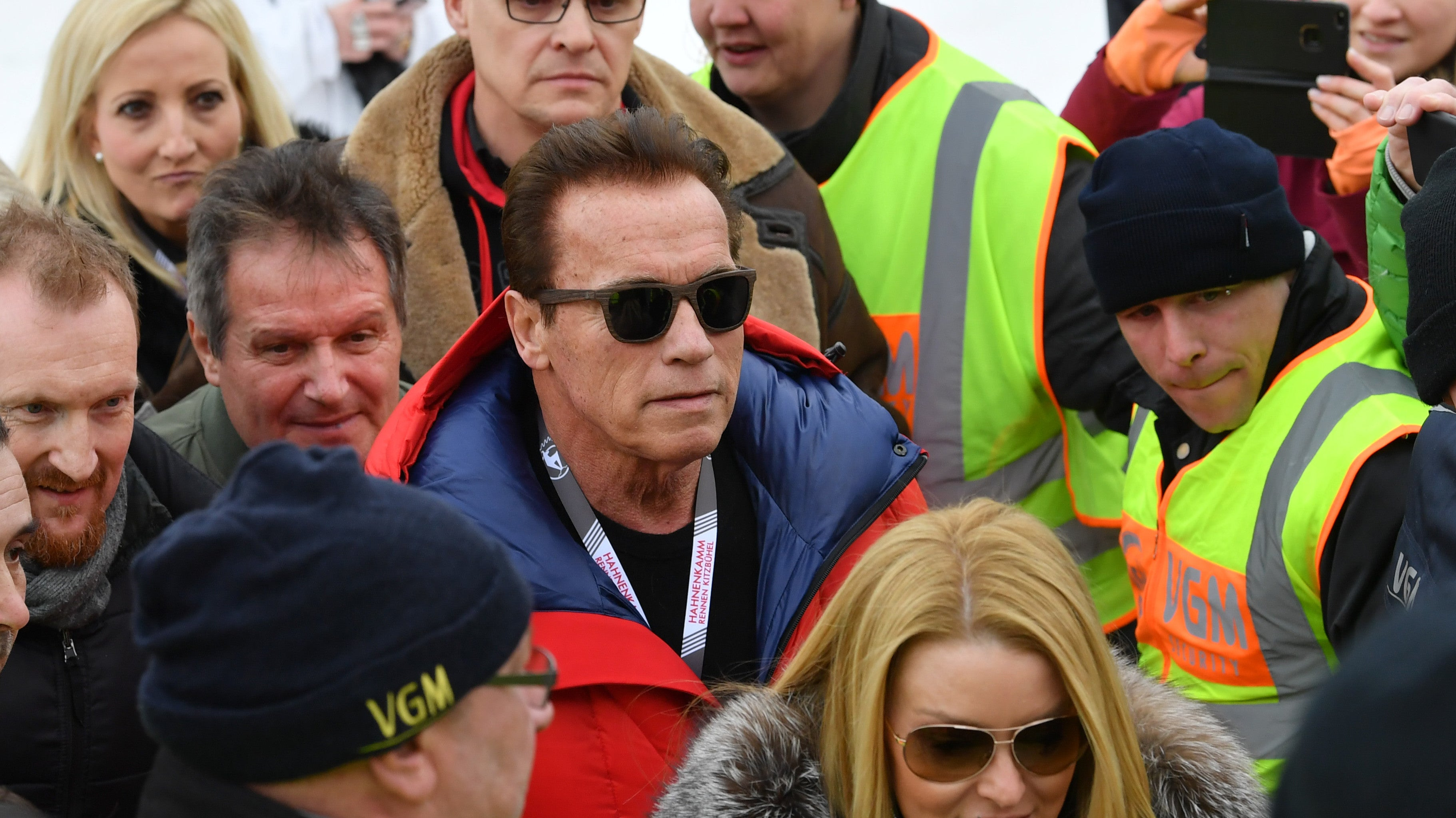 Arnold Schwarzenegger Sues Creator Of Nightmarish Robot Lookalike For $10 Million, And Wouldn't You?