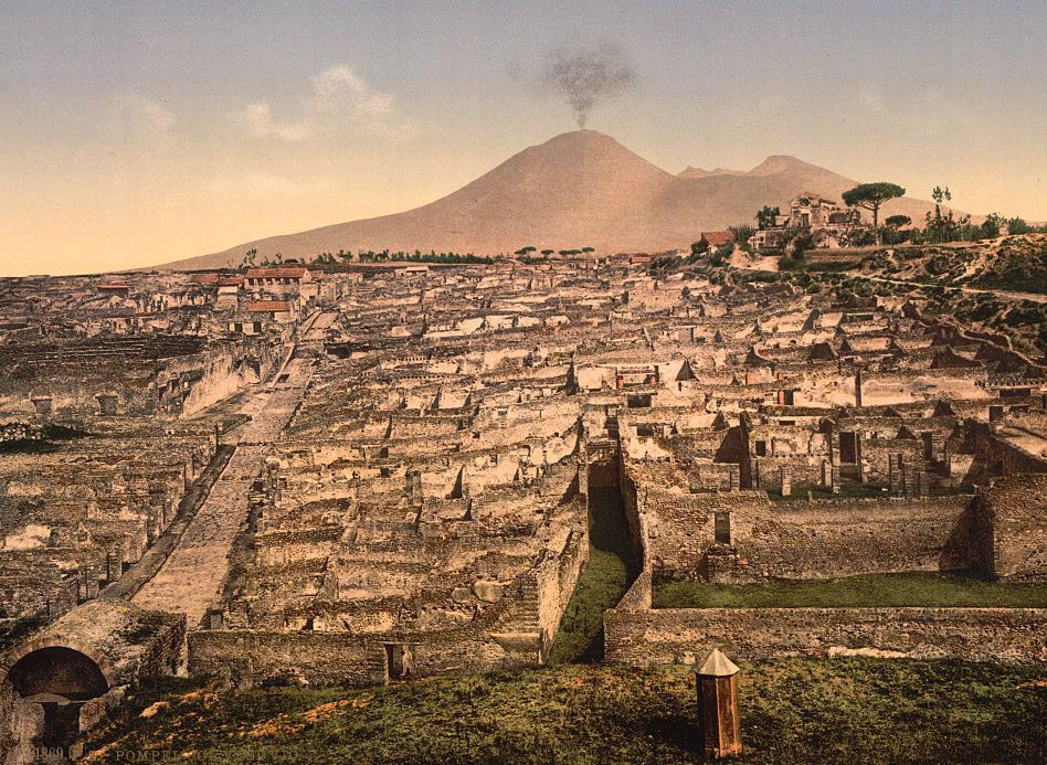 Pompeii's Ruins Are Being Wired Up By An