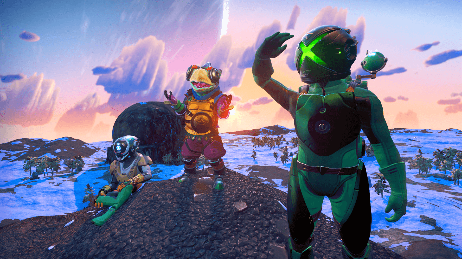 No Man's Sky Gets Crossplay Between PlayStation 4, Xbox One, And PC