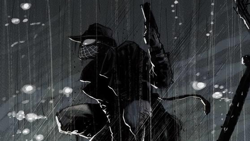 Spider-Man Noir Lives, And Is Heading To London, For His Brand New Comic Series