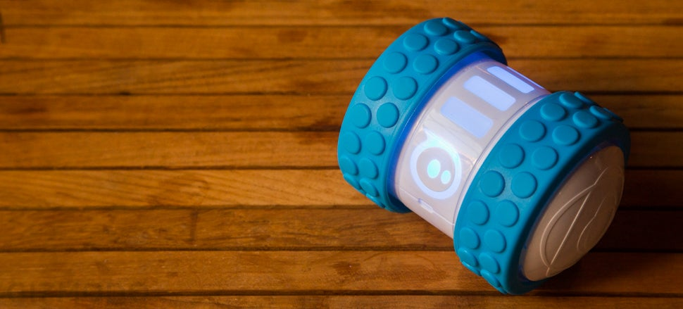 Sphero Ollie: A Devilishly Speedy Toy Controlled By Your Phone