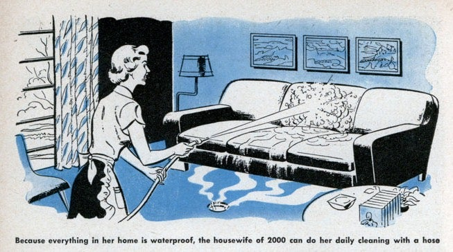 'Optimistic' Predictions From 1950 That Warned of the Coming Dystopia