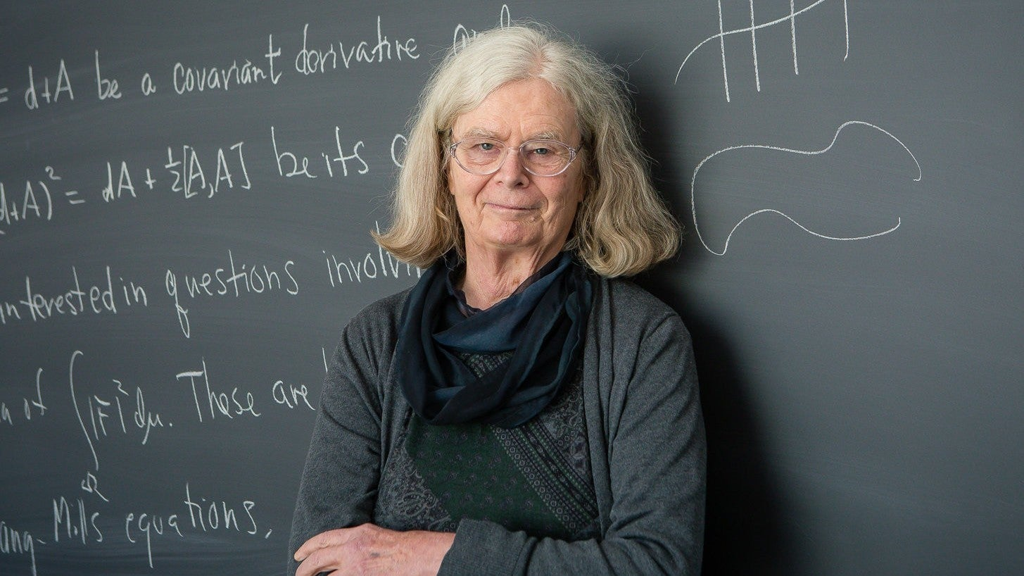 Soap Bubble Theorist Is The First Woman To Win The 'Nobel Prize' Of Mathematics