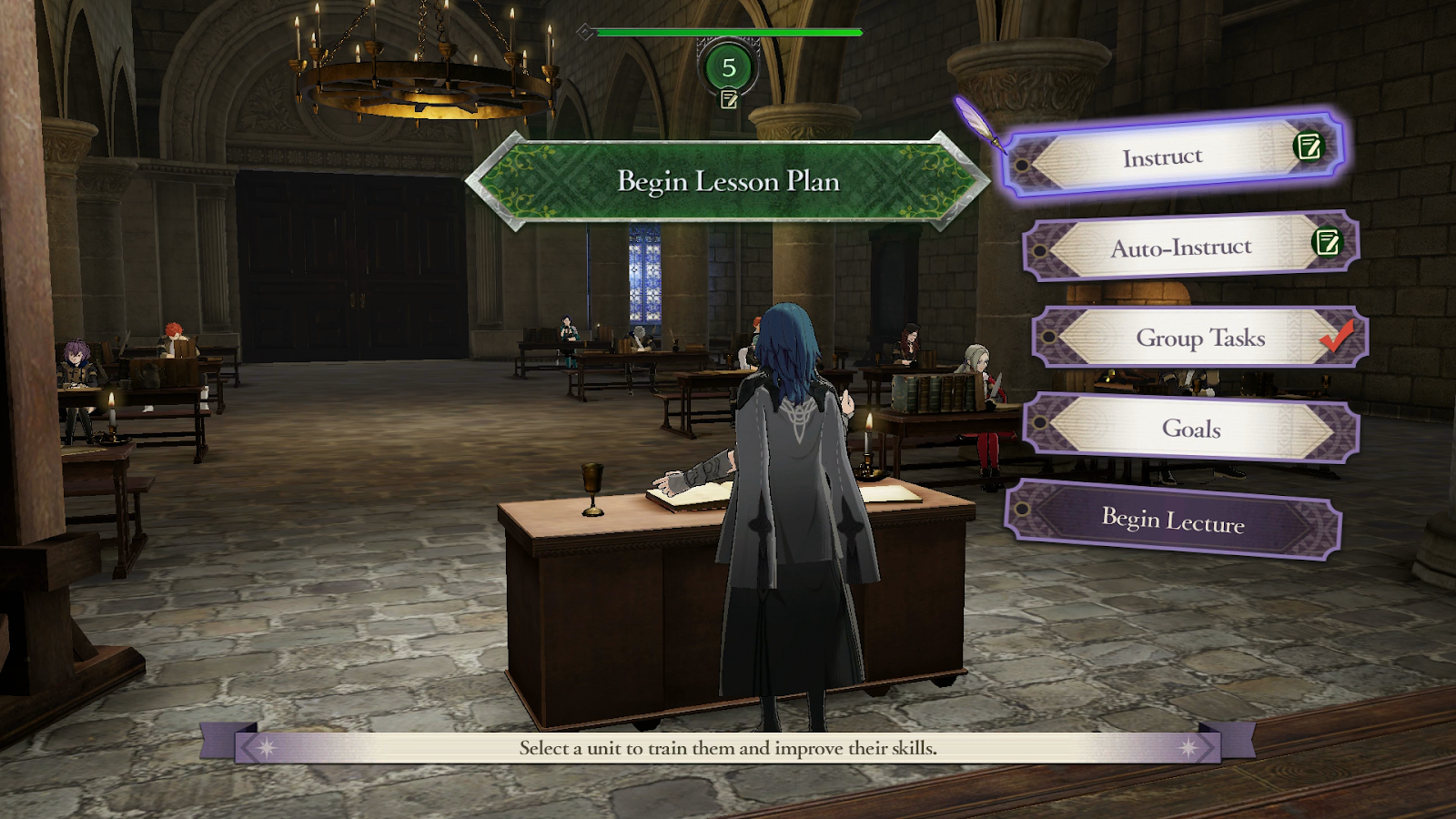 Fire Emblem: Three Houses Captures The Challenge Of Fostering Your Students' Passions