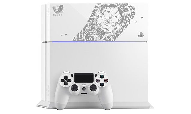 Sony Celebrates Yakuza Zero with Tattooed PS4s