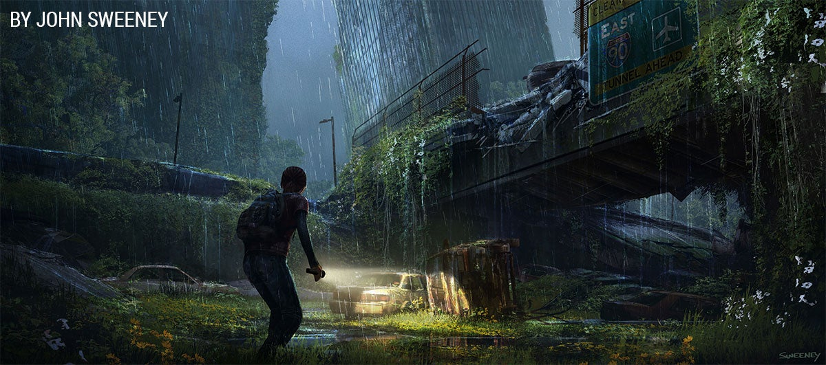 Video Game Art Could Do With A Little More Respect