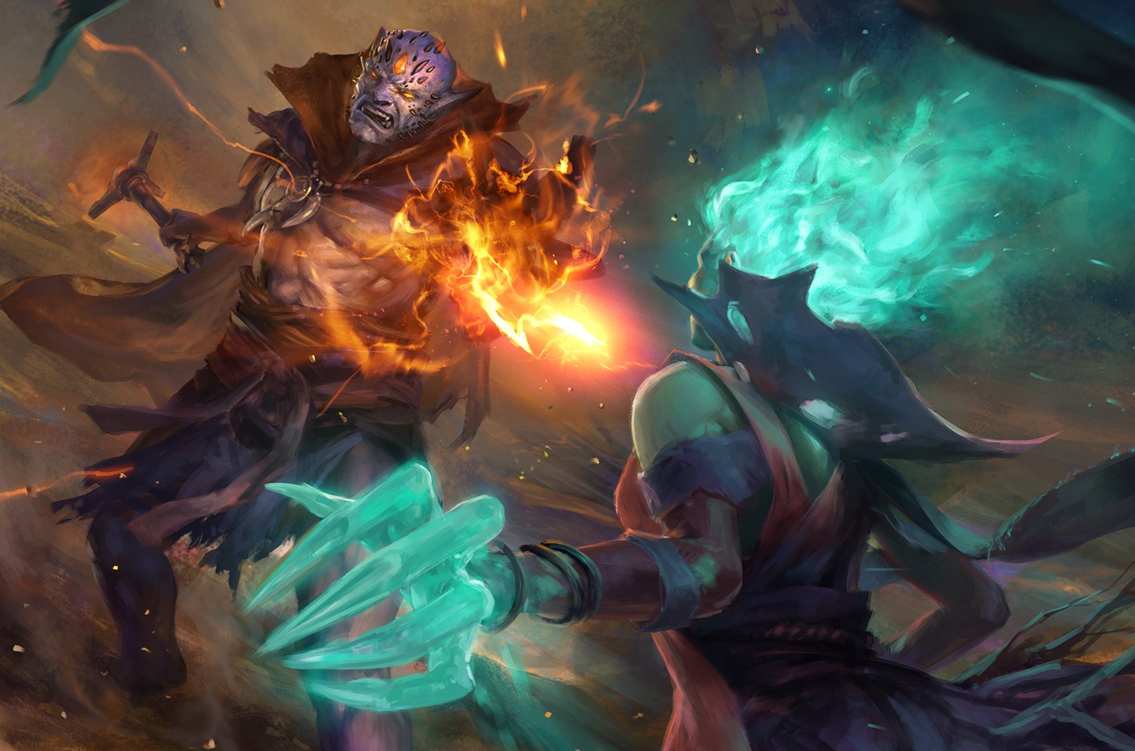 Here's What We Know About Artifact, Valve's New Card Game