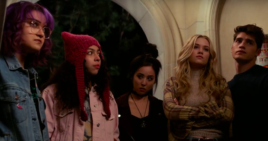 The First Trailer For Marvel's Runaways Is All About Very Evil Parents And Their Very Upset Kids