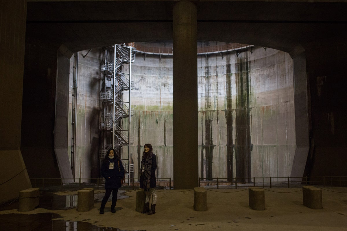 Tokyo Has the Largest Underground Water Tank in the World