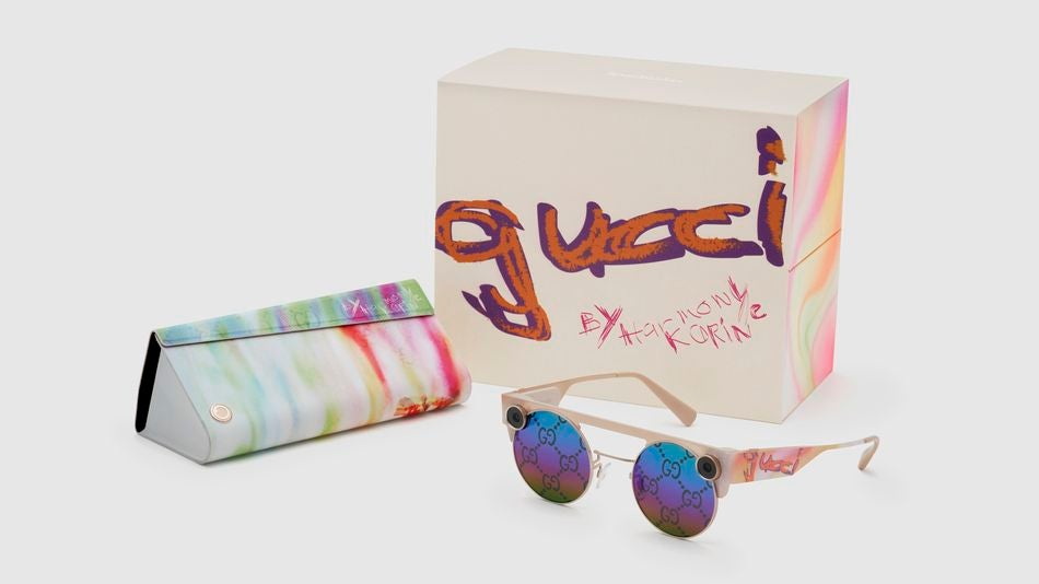 What's Worse: These Gucci Snapchat Spectacles Or The Video Promoting Them?