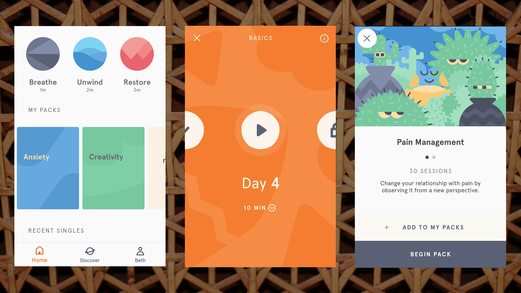 Headspace's Paid Version Just Got A Lot Nicer