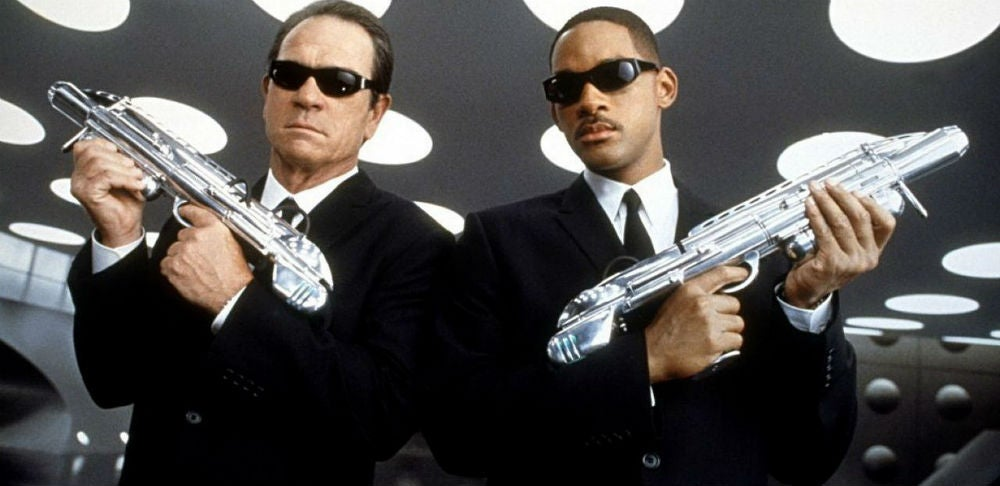 We Know the Title of the Men In Black/ 21 Jump Street Crossover
