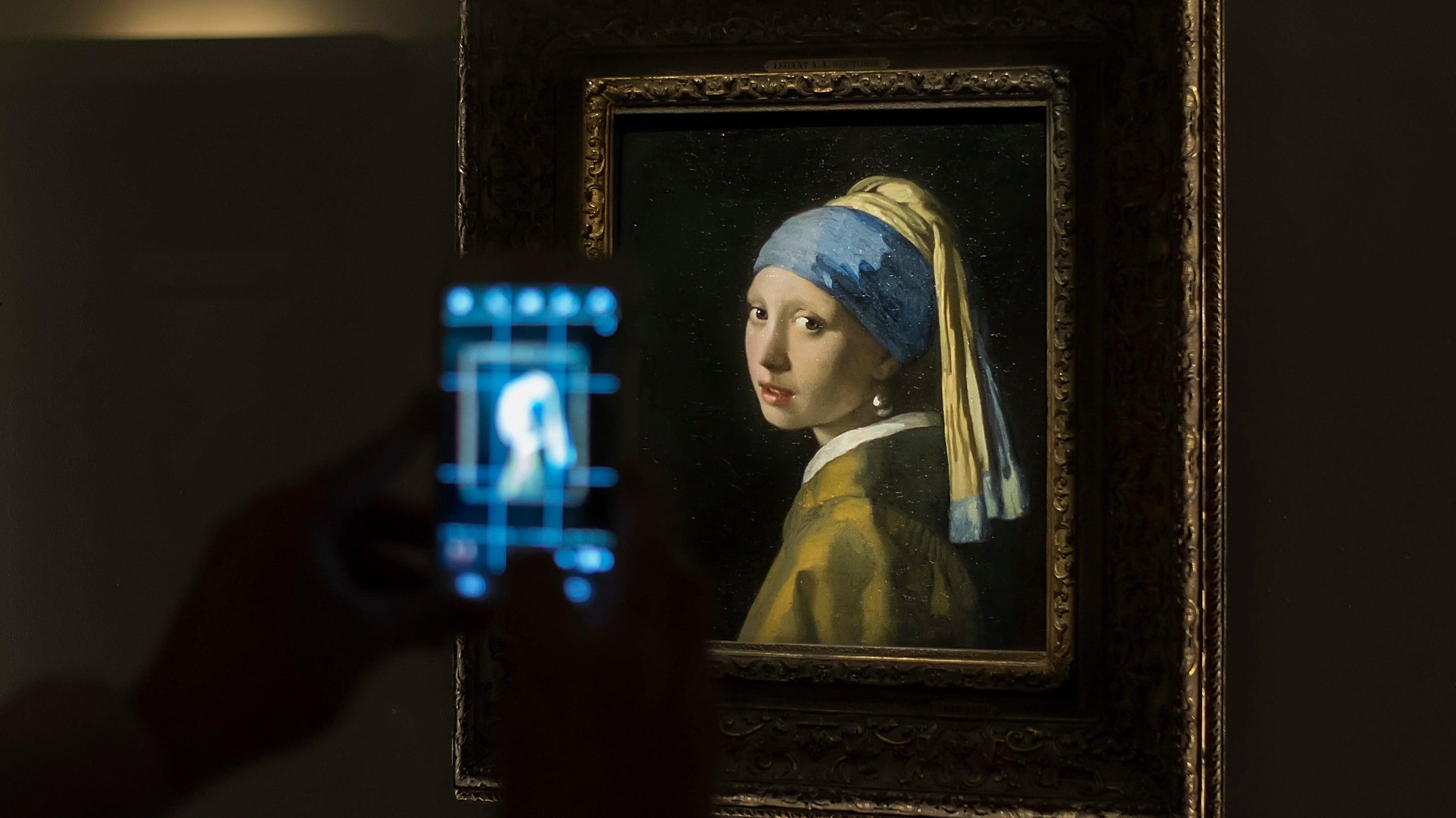 Google's Virtual Vermeer Museum Is A Legitimately Cool Use Of AR