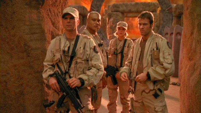 Roland Emmerich is Rebooting the Stargate Franchise From Scratch