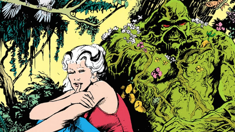 Swamp Thing #34 Might Be The Most Erotic, Sex-Positive Comic Book Of All Time