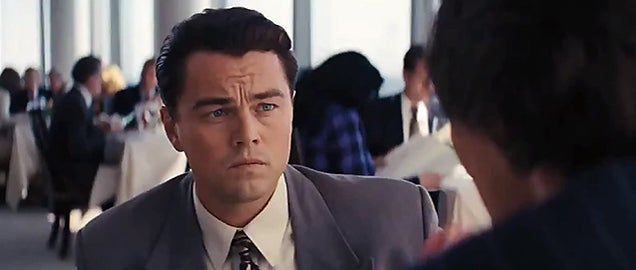 Hilarious dubbing makes The Wolf of Wall Street even better