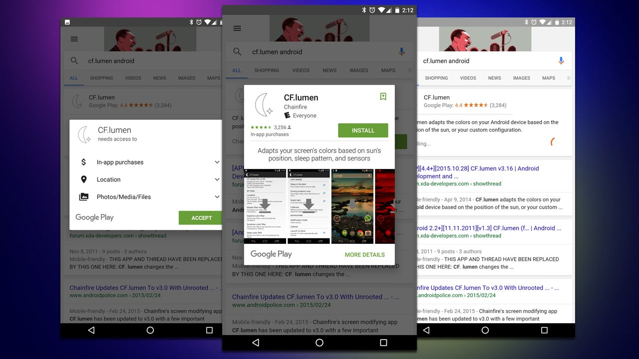 Google Lets You Install Apps Directly From Search Results