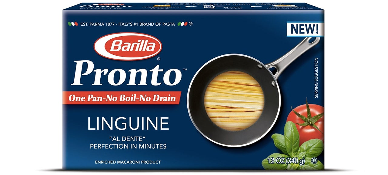 Now You Don't Even Have to Boil Water to Make Perfect Pasta