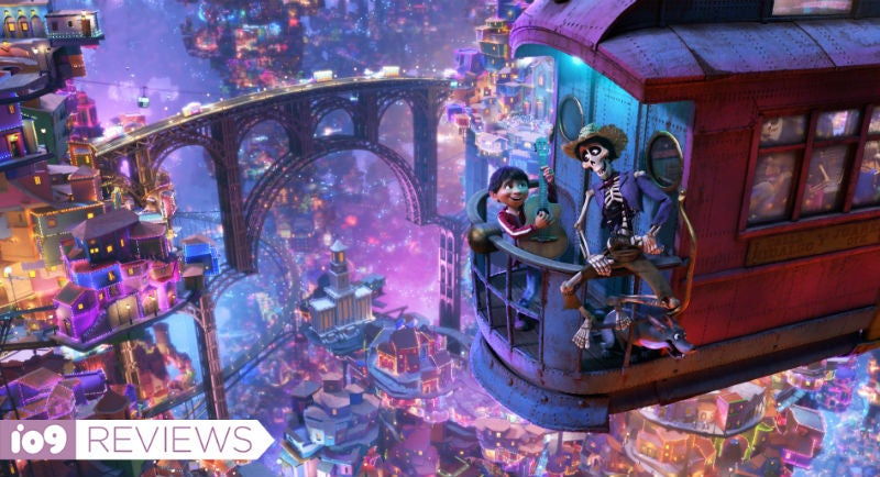 Pixar's Coco Is BasicallyBack To The Future With Dead People Instead Of Time Travel