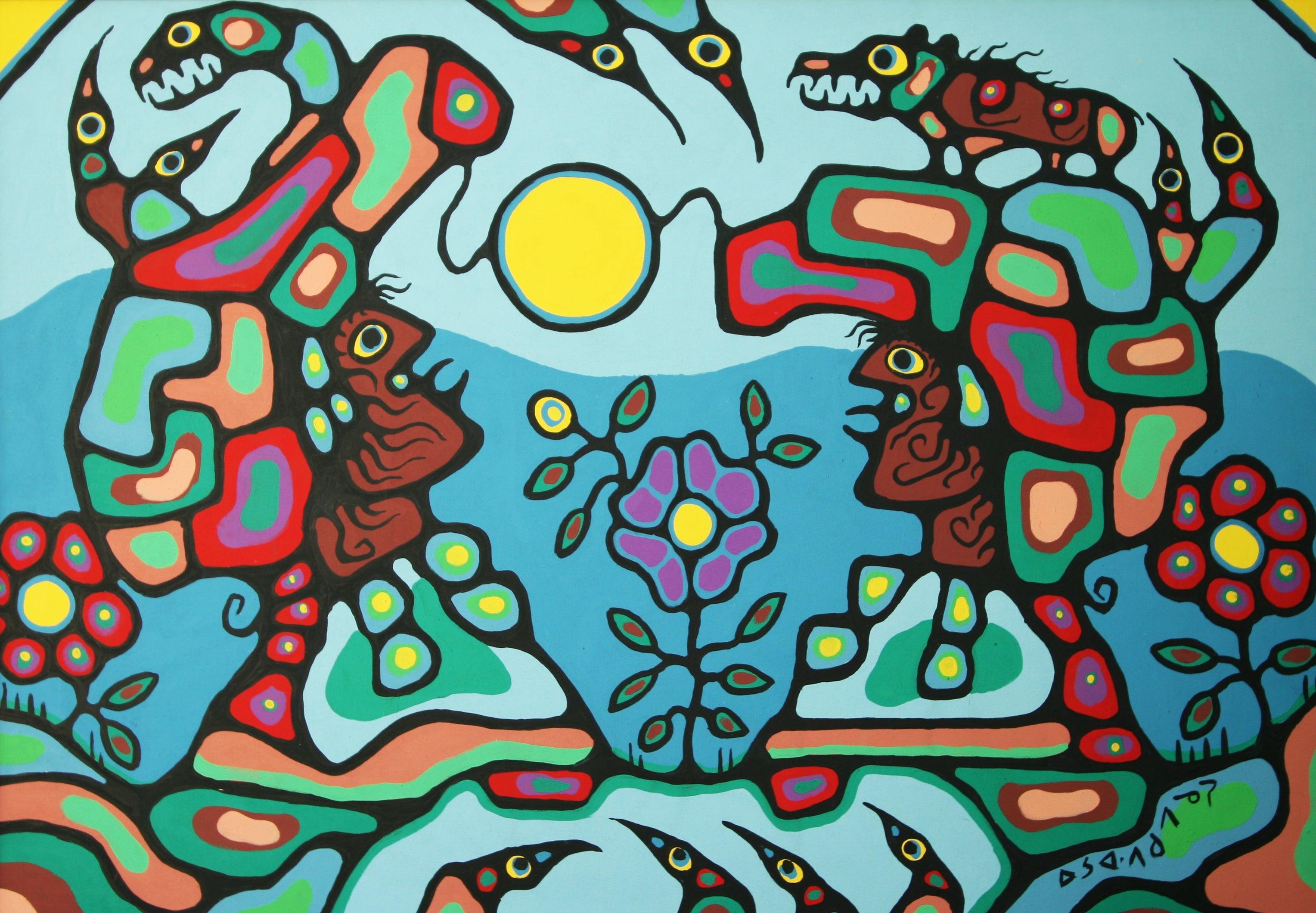 Famous Pattern Artists New Decoration