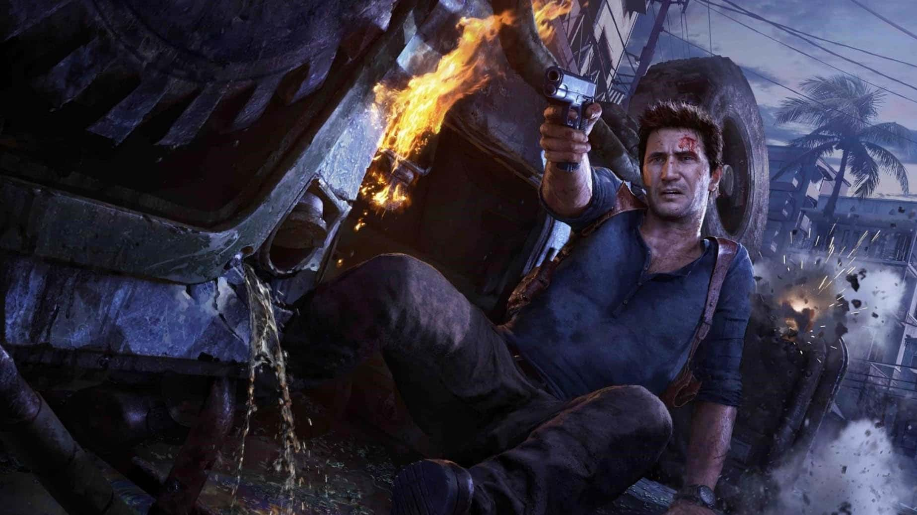 Oh, God, There's Another Update On The Uncharted Movie