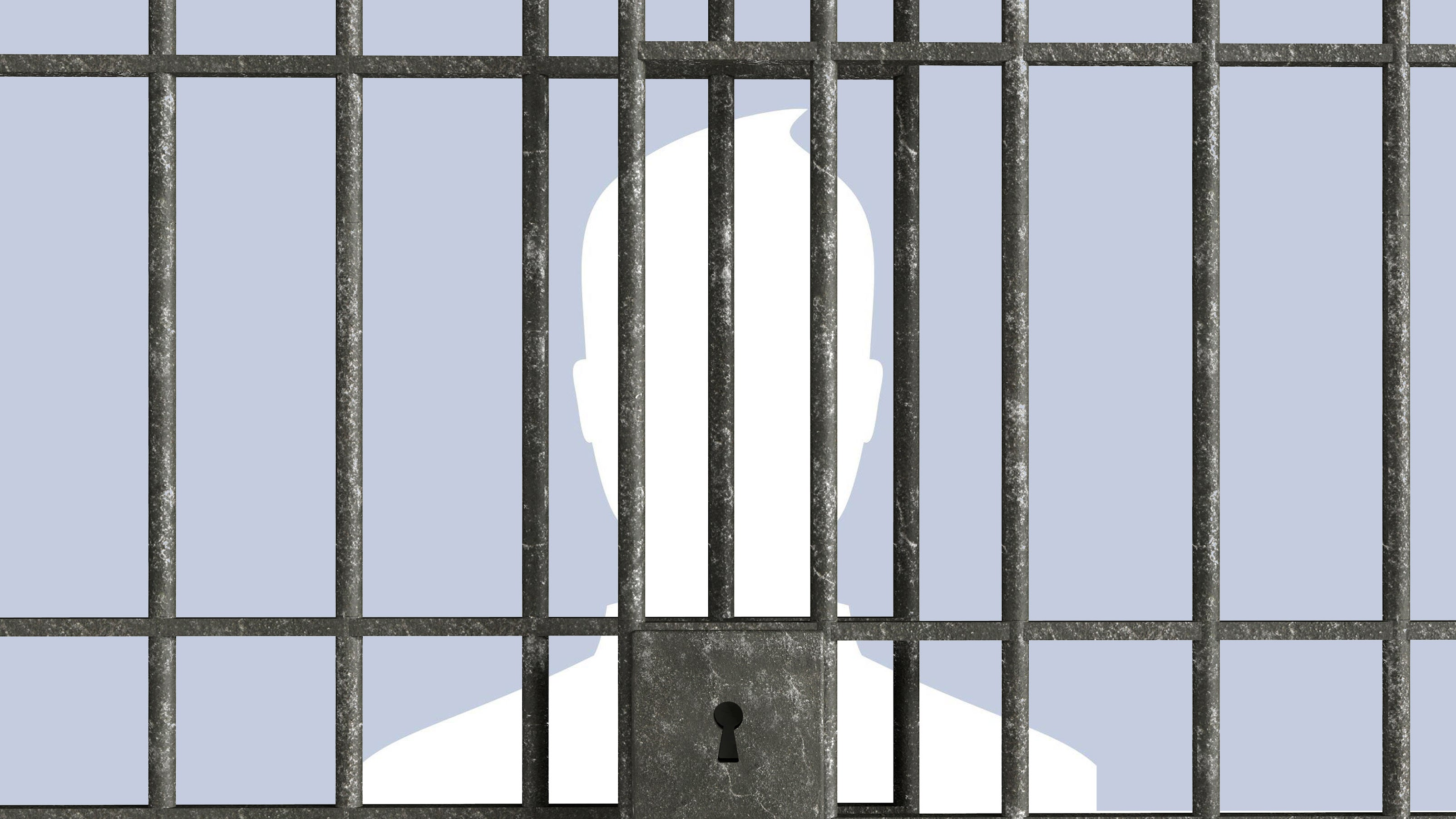 Hundreds of Inmates Are Sent To Solitary Confinement For Using Facebook