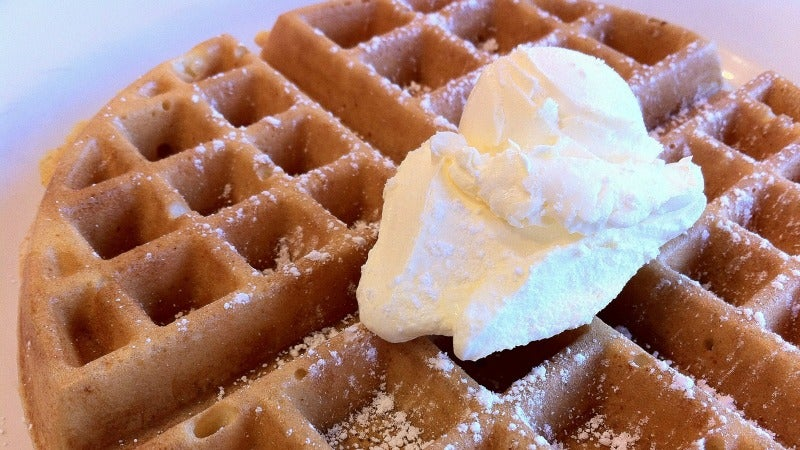 The Key To Perfect Waffles Is A Properly-Heated Waffle Iron