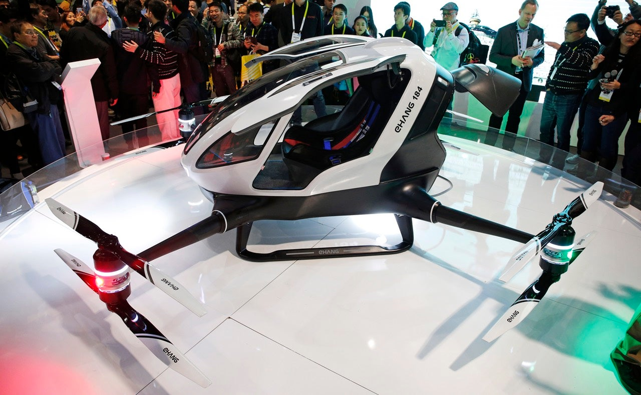 Is This the Autonomous Flying Taxi of Our Dreams?