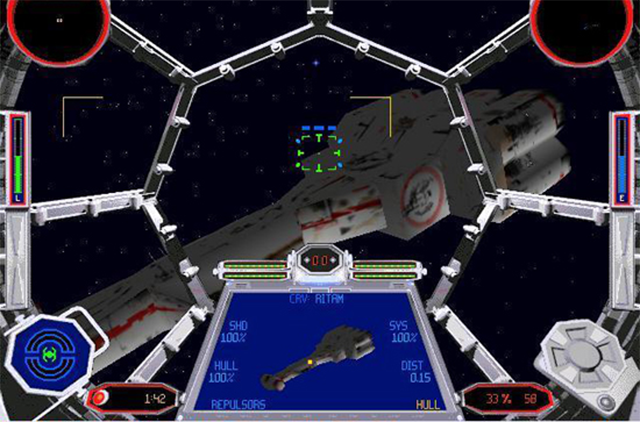 Tie Fighter: The Kotaku Review