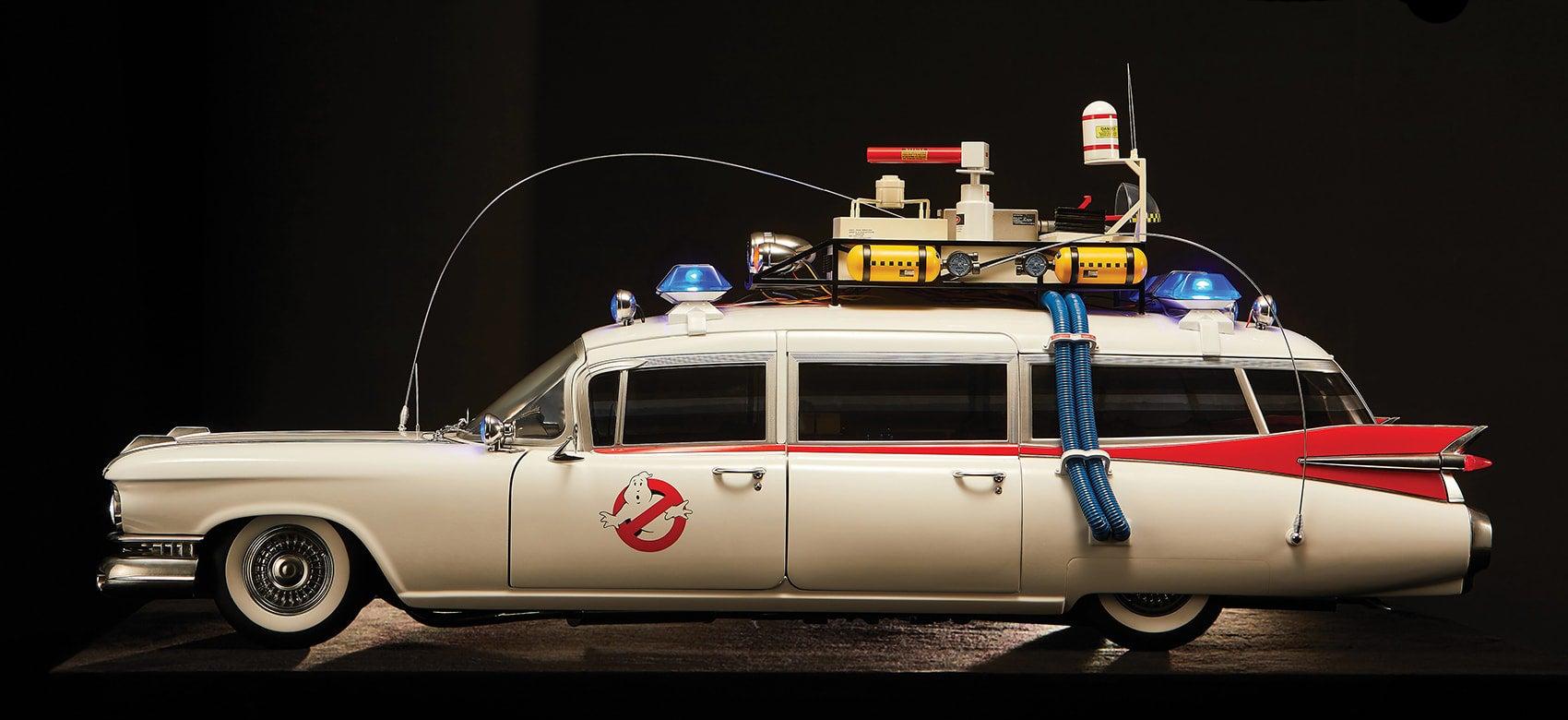 Look At This $1,400 Ghostbusters Ecto-1 Replica | Kotaku Australia