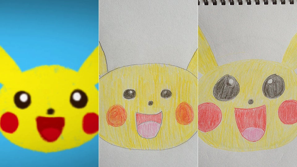 Pokémon Art Academy Will Teach You How to Draw Pokémon