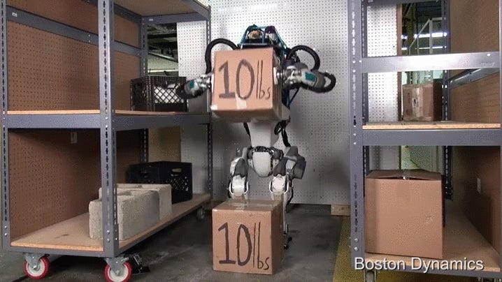 Toyota Is Buying Up Robotics Companies. Could Boston Dynamics Be Next?