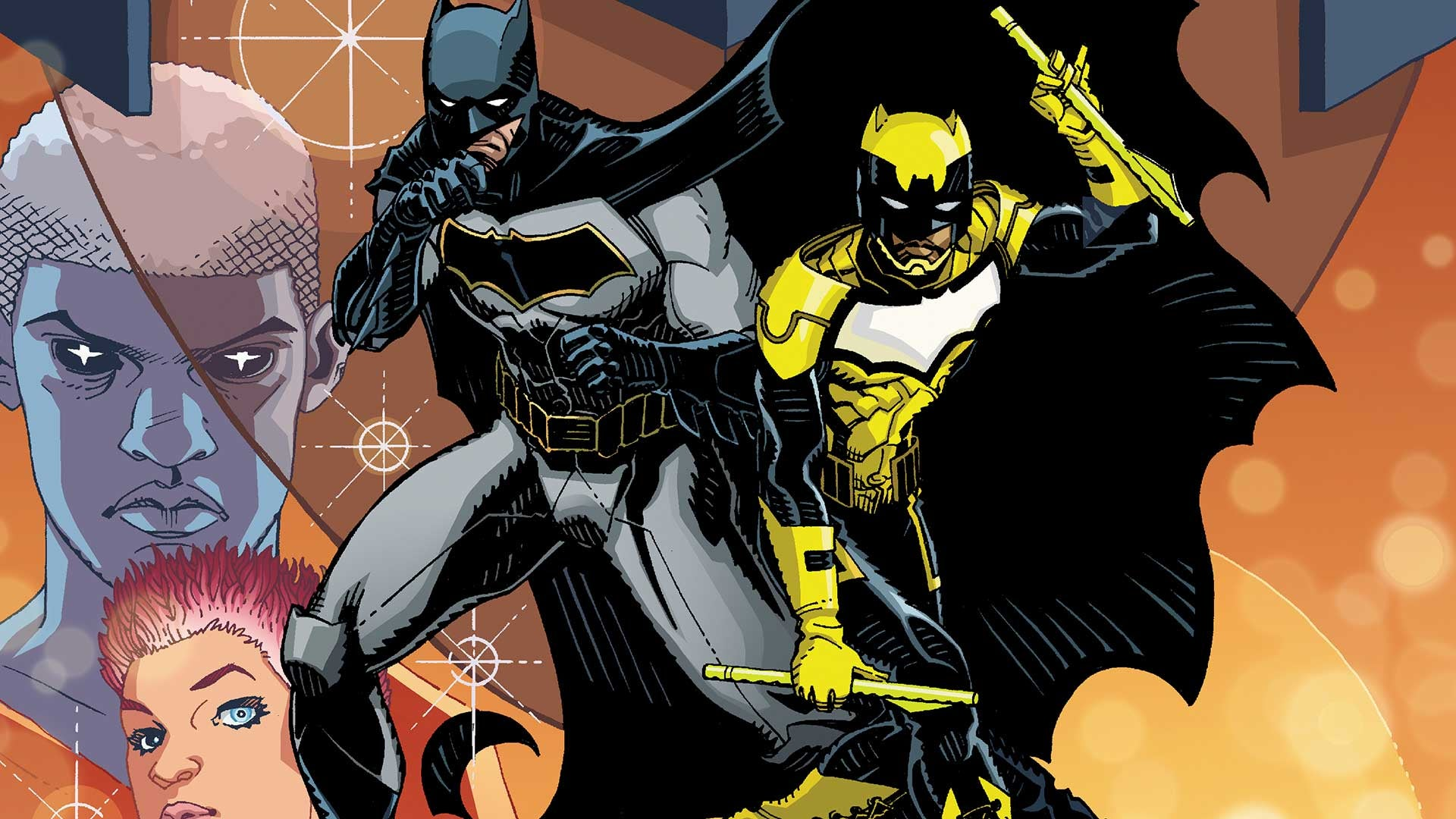 DC's Batman And The Signal Is Lighting The Way For A New Generation Of Gotham Heroes