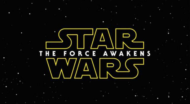 Star Wars Episode VII Is Called 'The Force Awakens'